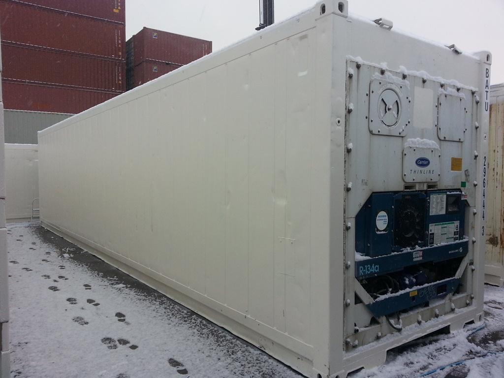 Container temperature controle acheter un container for Acheter container occasion