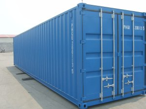 container 40 pieds neuf