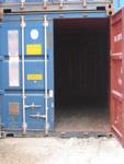 container blue doccasion - Copie