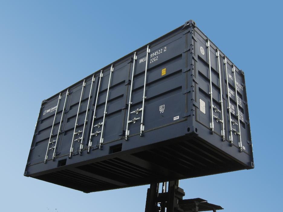 Acheter un container achetez votre container ici le for Container maritime prix